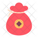Money Bag Gold Icon