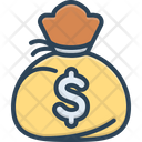 Money Bag Money Bag Icon
