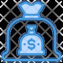 Money Bag Loan Financial Icon