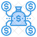 Money Bag Financial Icon