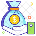 Money Bag Money Sack Dollar Bag Icon