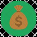 Seo Money Bag Icon