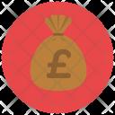 British Pound Money Icon