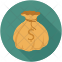 Bag Money Dollars Icon