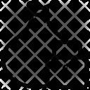 Money Bag Locked Icon