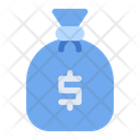 Sack Money Dollar Icon