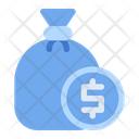 Money Sack Coin Icon