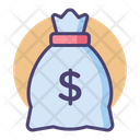 Money Bag Money Dollar Icon