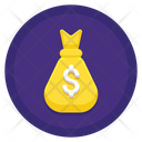 Money Bag Money Dollar Icon