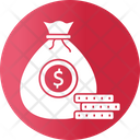 Banking Business Dollar Icon