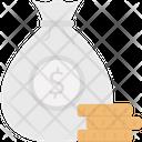 Banking Business Dollar Icon