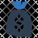 Rich Cash Money Icon