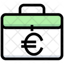 Money Bag Euro Money Bag Euro Bag Icon