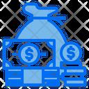 Money Coin Finance Icon