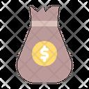 Money Bag Coin Money Icon