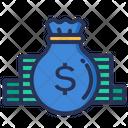 Money Finance Sack Icon
