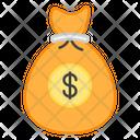 Money Bag Coin Bag Cash Bag Icon