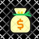Money Bag Money Salary Icon