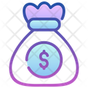 Money Bag Sack Moneysack Icon