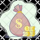 Banking Money Capital Icon