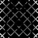 Money Bag Ethereum Icon
