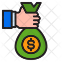 Money Bag Payment Icon