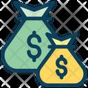 Money Bags Money Bag Icon