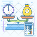 Money Balance Icon