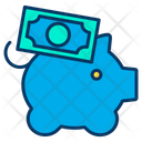 Money Bank Money Bank Icon