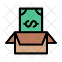 Box Carton Delivery Icon
