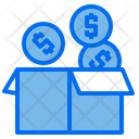 Money Coin Currency Icon