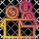 Money Box Icon