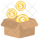 Donation Charity Contribution Icon