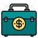 Bag Money Finance Icon