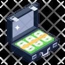Money Briefcase Icon