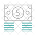 Money Bundle Banking Icon