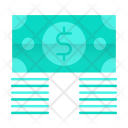 Money Bundle Cash Icon