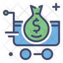 Money Cart Icon