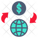 Money Change Internet Money Change Icon