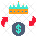 Money Change Power Money Change Icon