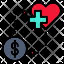 Money Changing Health Icon