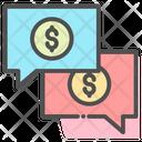 Money Chat Icon
