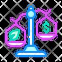 Money Chia Icon
