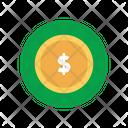 Money Coin Coin Asset Icon