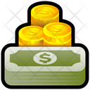 Money Collection Cash Icon