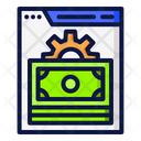 Money Configuration Icon