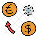 Money Conversion Money Exchange Currency Exchange Icon