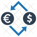 Conversion Converter Currency Exchange Icon