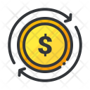 Money Cycle Icon