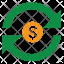 Money Reset Cycle Icon